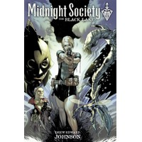MIDNIGHT SOCIETY BLACK LAKE TP - Drew Edward Johnson