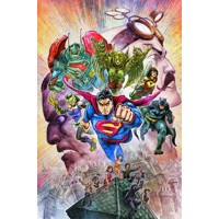 INFINITE CRISIS FIGHT FOR THE MULTIVERSE TP VOL 02 - Dan Abnett