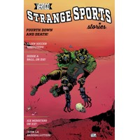 STRANGE SPORTS STORIES TP (MR) - Gilbert Hernandez & Various