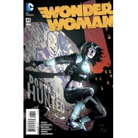WONDER WOMAN #43 - Meredith Finch