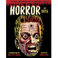 HORROR BY HECK HC - Don Heck