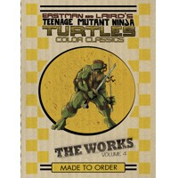 TMNT WORKS HC VOL 04 - Kevin Eastman & Various