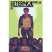ETERNAL #1 - William Harms