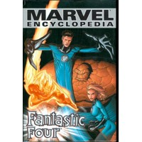 MARVEL ENCYCLOPEDIA HC VOL 06 FANTASTIC FOUR - Jeff Christiansen, Kit Kiefer
