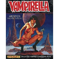 VAMPIRELLA ARCHIVES HC VOL 12 - Bill DuBay & Various