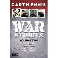 WAR STORIES TP NEW ED VOL 02 (MR) - Garth Ennis