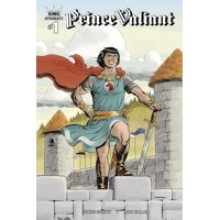 KING PRINCE VALIANT #1 (OF 4) - Nathan Cosby