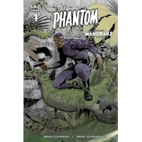 KING THE PHANTOM #1 (OF 4) - Brian Clevinger