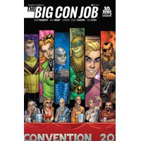 PALMIOTTI BRADY BIG CON JOB #1 (OF 4) - Jimmy Palmiotti, Matt Brady
