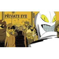 PRIVATE EYE DLX ED HC (MR) - Brian K. Vaughan