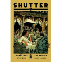 SHUTTER TP VOL 03 QUO VADIS (MR) - Joe Keatinge
