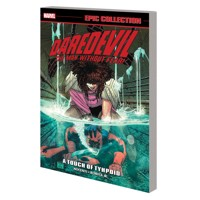 DAREDEVIL EPIC COLLECTION TP TOUCH OF TYPHOID - Various