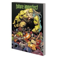 FUTURE IMPERFECT TP WARZONES - Peter David