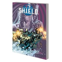 SHIELD TP SECRET HISTORY - Various