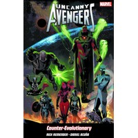 UNCANNY AVENGERS VOL 01 COUNTER-EVOLUTIONARY TP - Rick Remender