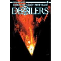 THE DEVILERS #7 (OF 7) - Joshua Hale Fialkov