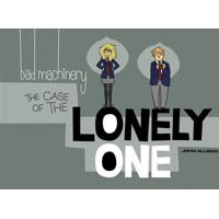 BAD MACHINERY VOL 04 CASE OF THE LONELY ONE - John Allison