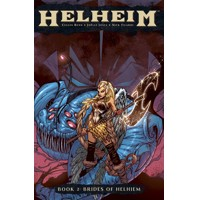 BRIDES OF HELHEIM TP 02 BRIDES OF HELHEIM - Cullen Bunn