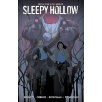 SLEEPY HOLLOW TP VOL 01 - Noelle Stevenson