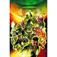 GREEN LANTERN CORPS EDGE OF OBLIVION #1 (OF 6) - Tom Taylor