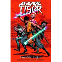 KING TIGER SON OF THE DRAGON TP - Randy Stradley