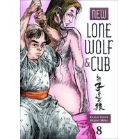 NEW LONE WOLF AND CUB TP VOL 08 (MR) - Kazuo Koike