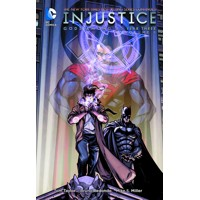 INJUSTICE GODS AMONG US YEAR THREE TP VOL 01 - Tom Taylor