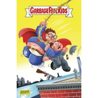 GARBAGE PAIL KIDS TP - James Kolchaka & Various