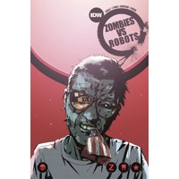 ZOMBIES VS ROBOTS TP VOL 02 - Chris Ryall, Lucy Ryall