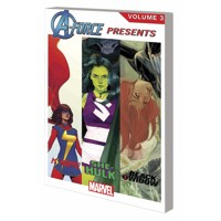A-FORCE PRESENTS TP VOL 03 - Nathan Edmondson