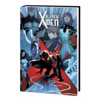 ALL NEW X-MEN HC VOL 04 - Brian Michael Bendis