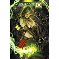 APHRODITE IX REBIRTH TP VOL 01 NEW PTG - Matt Hawkins