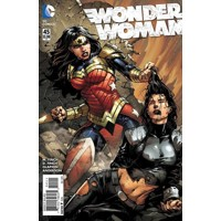 WONDER WOMAN #45 - Meredith Finch
