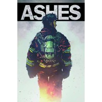 ASHES: A FIREFIGHTER`S TALE GN - Mario Candelaria