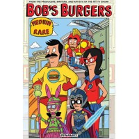 BOBS BURGERS MEDIUM RARE TP 2 - Chad Brewster & Various