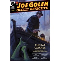 JOE GOLEM OCCULT DETECTIVE #1 až 3 (OF 3)- Mike Mignola, Christopher Golden