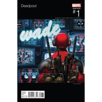 DEADPOOL #1 ANDREWS HIP HOP VAR - Gerry Duggan