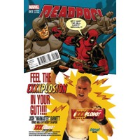 DEADPOOL #1 JOHNSON CANDY VAR - Gerry Duggan