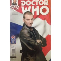 DOCTOR WHO 9TH #1 (OF 5) DIAMOND UK EXC CVR - Cavan Scott