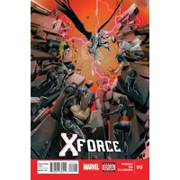 X-FORCE #15 - Simon Spurrier