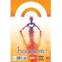 ALL NEW HAWKEYE #1 PEREZ 2ND PTG VAR - Jeff Lemire