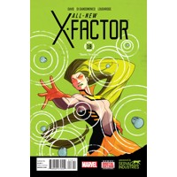 ALL NEW X-FACTOR #18 - Peter David
