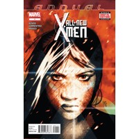 ALL NEW X-MEN ANNUAL #1 - Brian Michael Bendis
