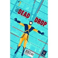 DEAD DROP #1 (OF 4) 2ND PTG - Ales Kot