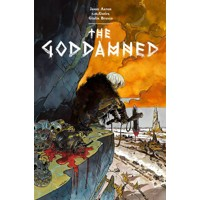 THE GODDAMNED #1 CVR A GUERA & BRUSCO (MR) - Jason Aaron