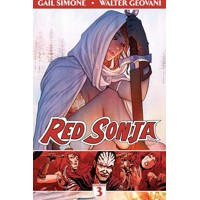 RED SONJA TP VOL 03 FORGIVING OF MONSTERS - Gail Simone