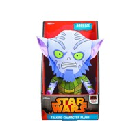 STAR WARS PREMIUM TALKING MED PLUSH ZEB