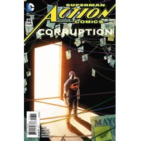 ACTION COMICS #46 - Greg Pak, Aaron Kuder