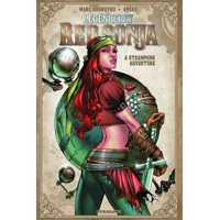 LEGENDERRY RED SONJA TP - Marc Andreyko