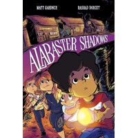 ALABASTER SHADOWS GN - Matt Gardner